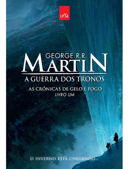 Livro - A Guerra Dos Tronos - Livro 1