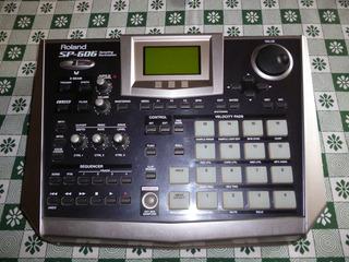 Sampler Roland Sp-606