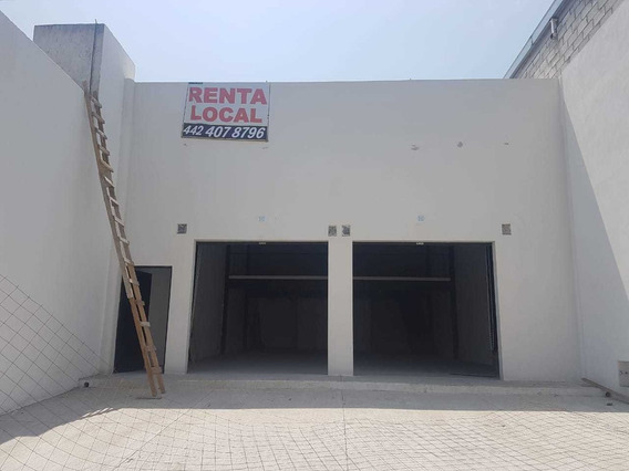 Av La Luz 270 M2 Punto Venta/show Room Mezzanine Estacionami