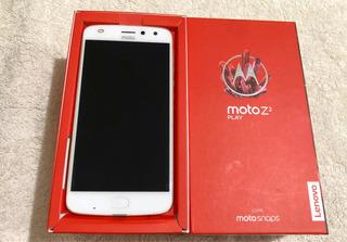 Celular Motoz2play 64gb Ouro