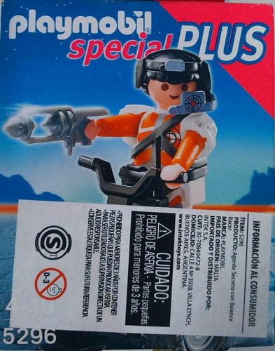 Playmobil Special Agente Secreto C/balance-almagro