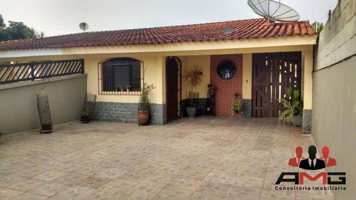 Casa Com 4 Dormitórios À Venda- Vila Agao - Bertioga - Ca0632