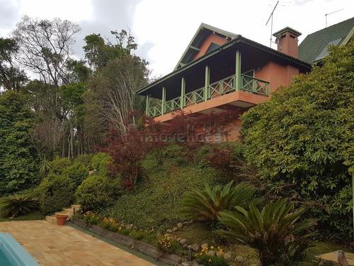 Chácara Com 3 Dormitórios À Venda Com 18500m² Por R$ 3.200.000,00 No Bairro Guarani - Colombo / Pr - Ch0002