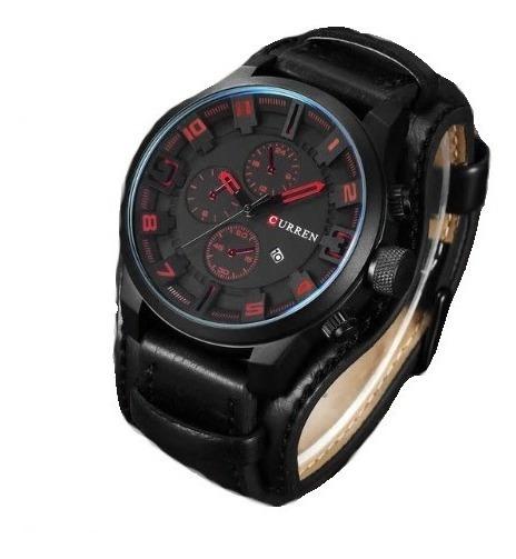 Reloj De Cuarzo Correa Tipo Militar Para Hombre Caballero