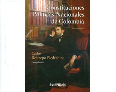 Constituciones Políticas Nacionales De Colombia