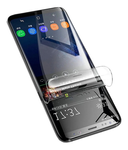 Film Templado Hidrogel Full Samsung S6 S7 S8 S9 S10 S11 S20