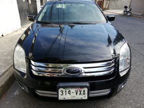 Ford Fusion Sel Plus V6 Ambient Ligthing Sync Mt 2008