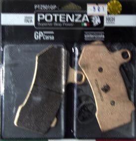 Pastilha De Freio Ptz501rc - Potenza