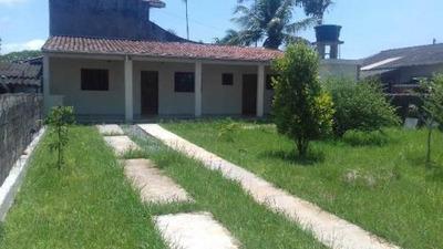 Vende-se Casa No Jardim Luizamar Mirim Em Itanhaém