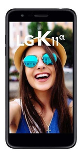 LG K11 Alpha Dual SIM 16 GB Aurora black 2 GB RAM