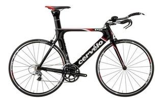 Bicicleta Cervelo P2 Triatlón Ultegra, Talla 56