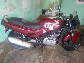 Moto Cbr 450 Sr