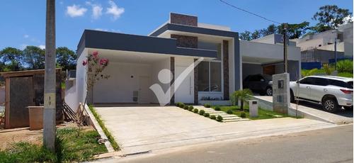 Imagem 1 de 24 de Casa À Venda Em Condomínio Villa Real De Bragança - Ca002896