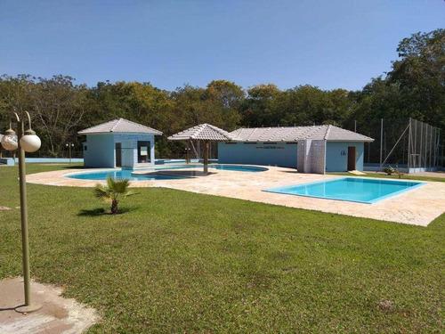 Imagem 1 de 10 de Terreno À Venda, 450 M² Por R$ 94.500,00 - Condomínio Eco Park - Sales/sp - Te1010