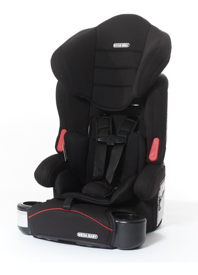 Butaca Booster Mega Baby Auto 9 A 36 Kg Homologado Nva Ley