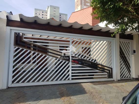 Casa Térrea 4 Quarto(s) Para Venda, No Bairro Jardim Yrajá Em São Bernardo Do Campo - Sp - Cas42