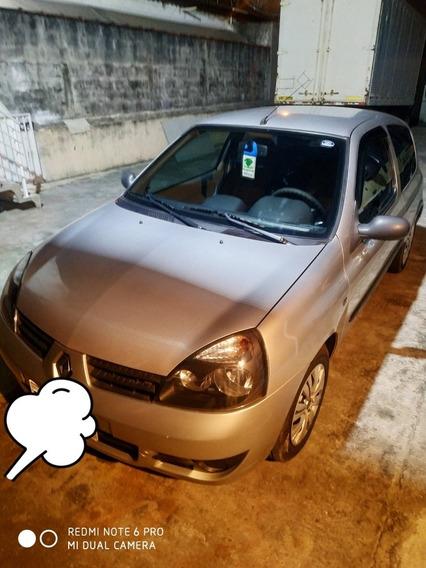 Renault Clio 2012 1.0 16v Campus Hi-flex 3p
