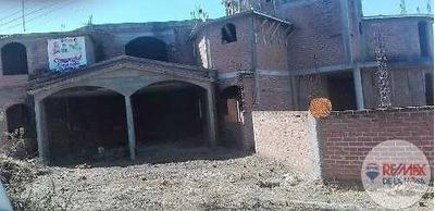 Amplia Casa En Construcción En Venta En Santiago P. Dgo.