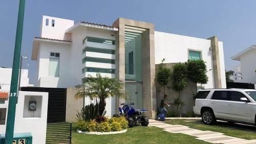 Casa Impresionante En Lomas De Cocoyoc, Morelos
