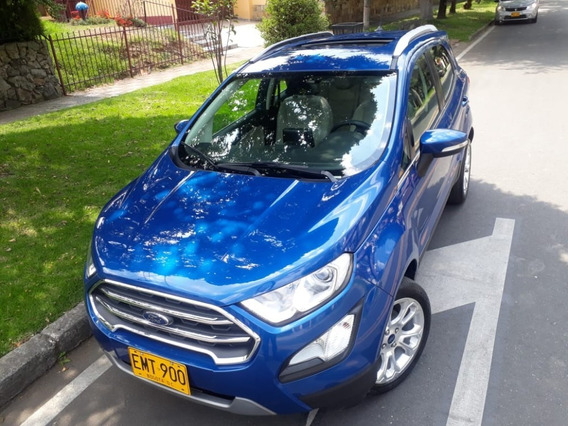 Ford Ecosport Titanium At 2000 Cc 2018