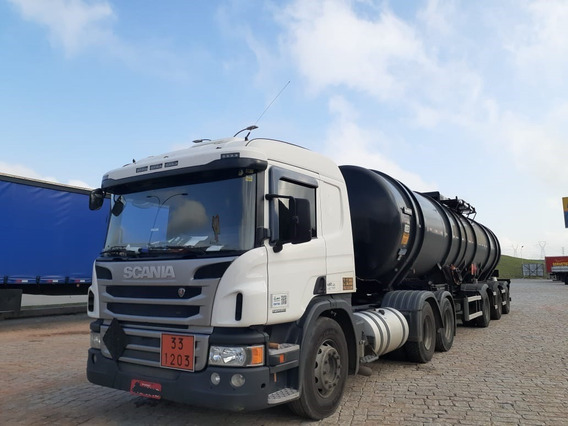 Scania P 360 4x2 - Ano 2014 - *único Dono*