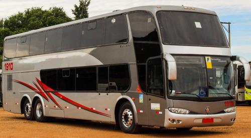 Ônibus Marcopolo Paradiso Dd Turismo Impecável  Scania K380