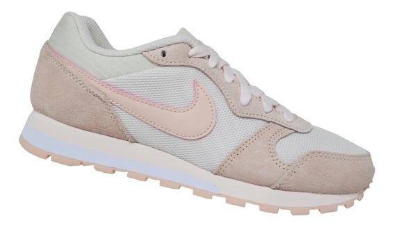 Tênis Feminino Nike Md Runner 2 - Rosa Claro