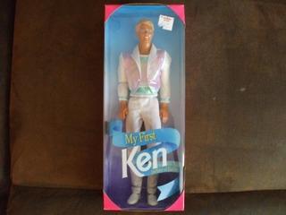 Mi Primera Muñeca Barbie De Ken, Facil De Vestir, Compañer