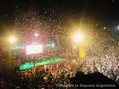 Maquinas De Nieve, Espuma, Carnavales, Corsos,nieve Movil