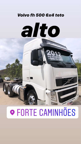 Volvo Fh12 540