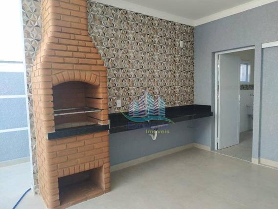 Casa Com 3 Dormitórios À Venda, 163 M² Por R$ 657.200,00 - Jardim Golden Park - Hortolândia/sp - Ca0649