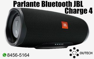 Parlante Bluetooth Jbl Charge 4 Nuevo Original