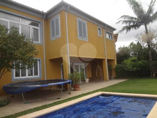 Linda Mansão Atrás Do Clube Paineiras Do Morumbi, Rua Tranquila, Segurança Na Porta. - 356-im323376