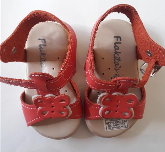 Sandalia Para Niña Talle 18