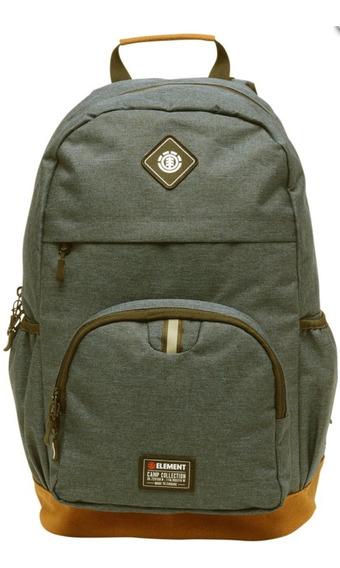 Mochila Element Regent Military Green Backpack 26 L