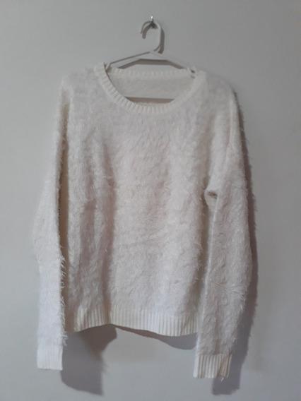 Sweater Blanco Talle L
