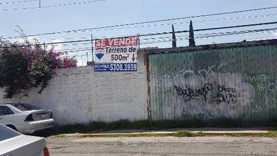 Terreno En Venta En Ecatepec