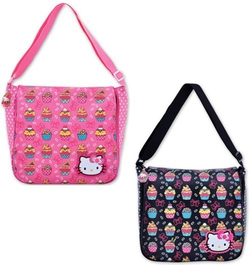 Morral Hello Kitty Original Sanrio Cupcakes