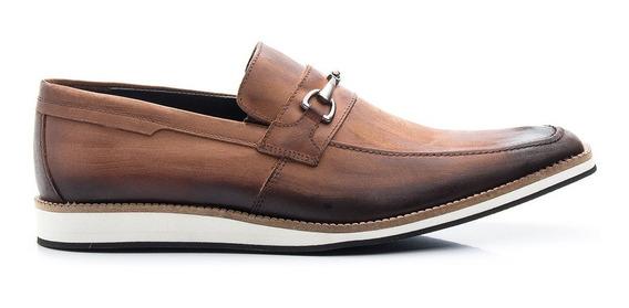 Sapato Oxford Masculino Esporte Fino Estonado 12x S/juro 524