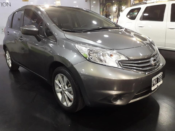 Nissan Note Excliusive Cvt (ch)