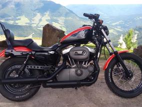 Harley Davidson Sportster Xl1200n (nightster)