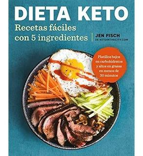 Libro - Dieta Keto - Jen Fish En Pdf