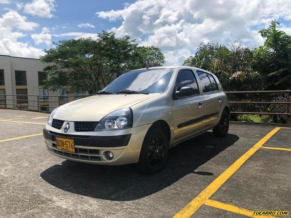 Renault Clio Beige