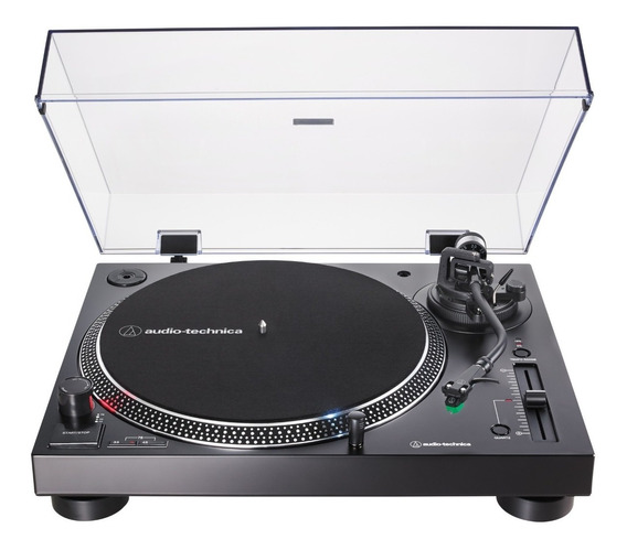 Toca Disco Audio Technica At-lp120 X Usb Novo Original