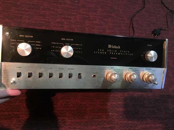 Pre Amplificador Mcintosh C24
