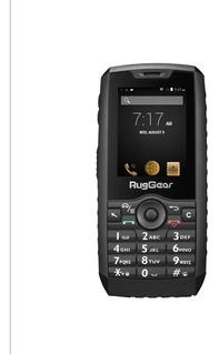 Ruggear Rg160 Celular Obra Alto Impacto C/envio