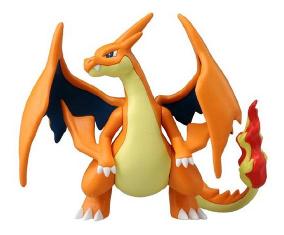 Figura Pokémon Mega Charizard Y Takara Tomy
