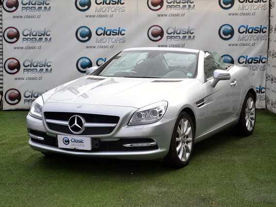 Mercedes-benz Slk350 Cabrio 3.5 308 Hp 2012