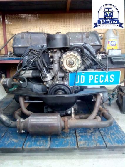 Motor Kombi Injetado (c/nf E Baixa)