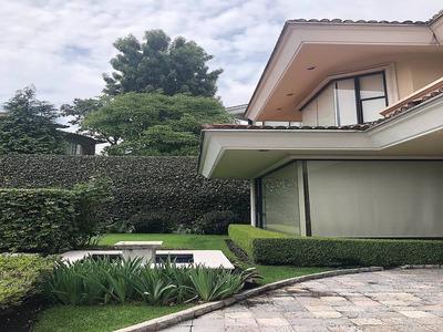 Preciosa Casa En Condominio Con Estilo, Bosques De Las Lomas